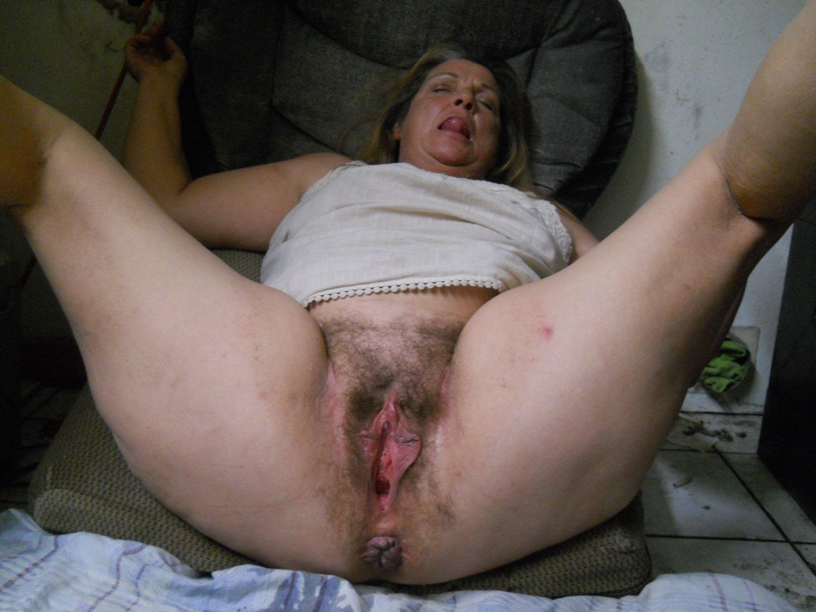 big thick white pussy
