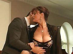eve angel sucking cock and anal